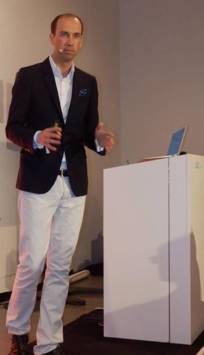 Tilo Bonow - Keynote-Speaker & -Moderator
